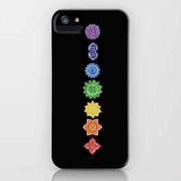 Chakra iPhone Case