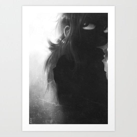 resent Art Print