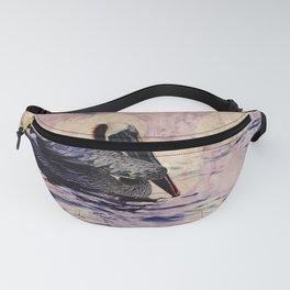 twilight pelican Fanny Pack