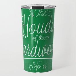 Houdini of the Hardwood Travel Mug