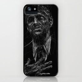 """""""I'll make him an offer he can't refuse.""""  ― Mario Puzo, The Godfather iPhone Case"""