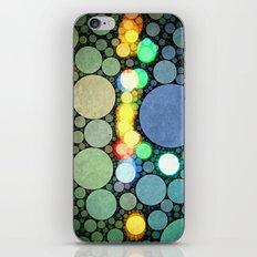 Night Lights iPhone & iPod Skin