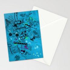 My Broken Dreams Stationery Cards