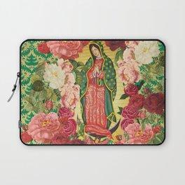 Virgen de Guadalupe II Laptop Sleeve