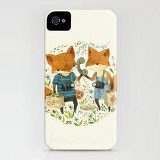Fox Friends iPhone (4, 4s) Slim Case
