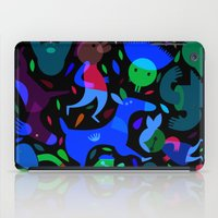 party iPad Cases featuring Party! by Judy Kaufmann
