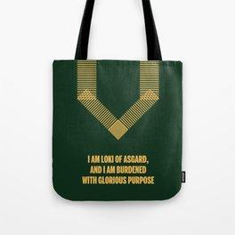 Loki Avenger Tote Bag