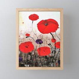 For The Fallen Framed Mini Art Print
