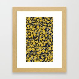 Summer Bloom Framed Art Print