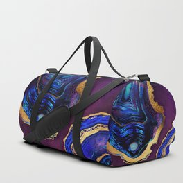 Agate Abstract Duffle Bag