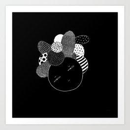 MokGori#01 Art Print