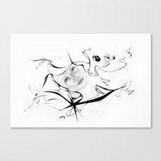 Line 4 Canvas Print