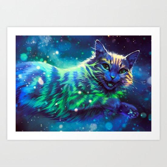 Sparkles Art Print