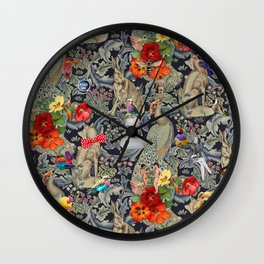 And Another Thing Wall Clock