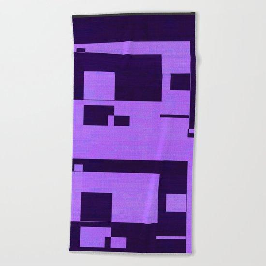 QR Beach Towel