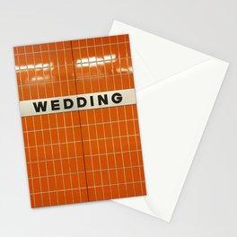 Berlin U-Bahn Memories - Wedding Stationery Cards