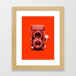 Rolleiflex Framed Art Print