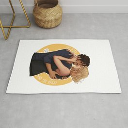 The Head and the Heart Rug