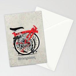 Brompton Bike Stationery Cards