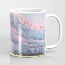 Mount Rainier Washington State Coffee Mug