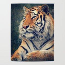 Tiger No 3 Poster