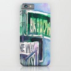 Broadway Sign Slim Case iPhone 6s