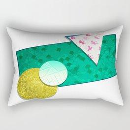 boardwalk 80's Rectangular Pillow
