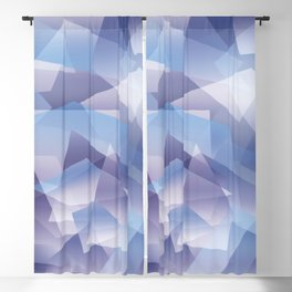 Abstract 212 Blackout Curtain