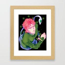 Kakyoin Framed Art Print