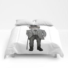 Mr.cat Comforters
