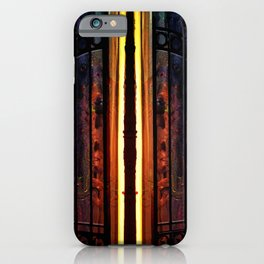 The Gates of The Tower Of Night iPhone Case