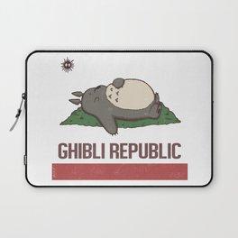 Ghibli Republic Laptop Sleeve