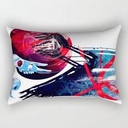 The Devil Wears Tiaras Rectangular Pillow