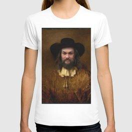 The Lone Ranger Momoa T-shirt