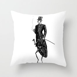 Like a Sir Throw Pillow