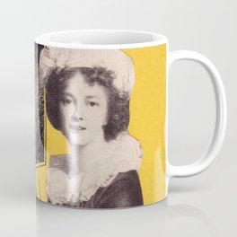 Vintage photo collage #212 Coffee Mug