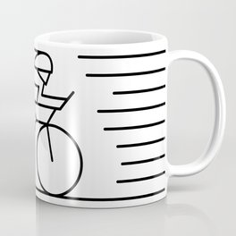 Road Biker Coffee Mug