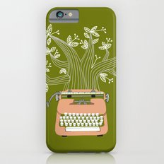 The Typing Tree Pink Slim Case iPhone 6s