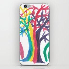 Tree of Strife iPhone Skin