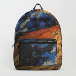 Galactic sand dunes Backpack