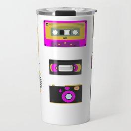 I love the 80's Travel Mug