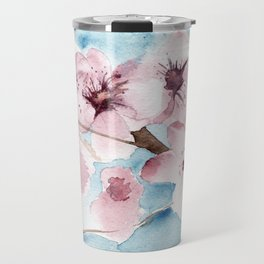 Chery blossoms Travel Mug