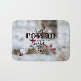 Rowan Bath Mat