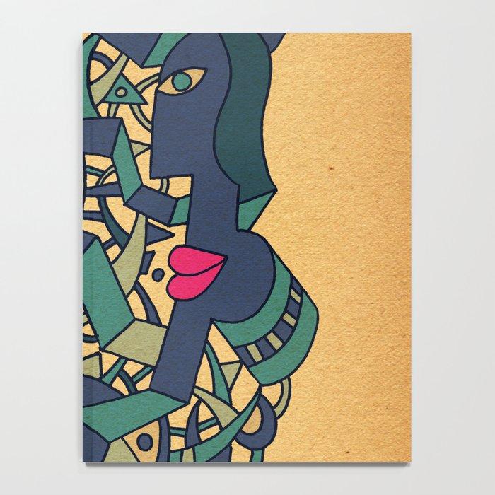 - meet the Queen of the sea - Notebook