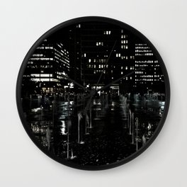 Night @ The Dil.  Wall Clock