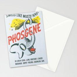 Vintage poster - Phosgene Stationery Cards