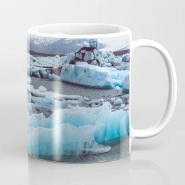 Jökulsárlón Glacier Lagoon, Iceland Coffee Mug