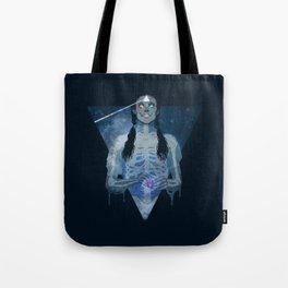 Brain Damage Tote Bag