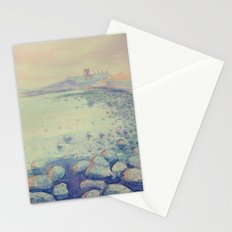 Dunstanburgh Castle Sunset Stationery Cards