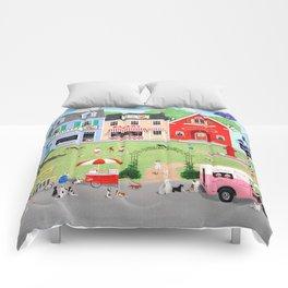 Doggie Heaven Comforters